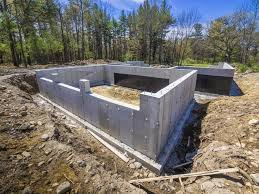 Foundation Types Technical CharacteristicsTypes Of House Foundations