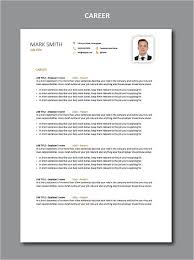 Modern Resume How Far Back Work History Work And Employment History Written For A Resume Modern