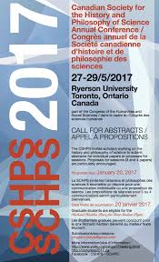 cshps schps the program committee invites scholars working on the history and philosophy of science to submit abstracts for individual papers or proposals for sessions