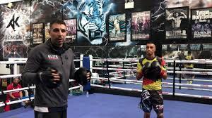 Meet Boxing Trainer Alex Matvienko Of Bolton UK Says GGG Beats ...