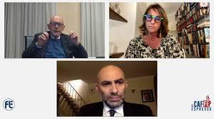 Fondazione Luigi Einaudi - #ilcafFLEespresso – Federico Tedeschini e Maria  Cristina Lenoci