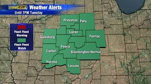 Flash flood watches continue with more ...