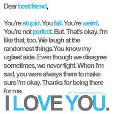 Cute Best Friend Quotes Simple Cute Friendship Quotes WeNeedFun