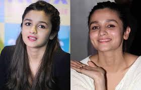 bollywood actress alia bhatt without makeup pinit
