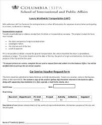 car service receipt sample car service receipt 5 examples in word pdf