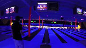 Light Bowling Black Light Bowling Nathalies Birthday