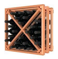 How To Build A Lattice Wine Rack Medium Size Of Hanging Wine Racks
