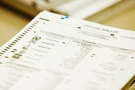 How To Make Ballots On Microsoft Word Senate Intelligence Committee Report Shows How Electronic
