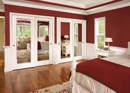 Mirror Closet Doors For Bedrooms Best Ideas About Mirrored Closet Doors Mirror Also Sliding For