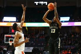 Deacs Notch First Ever Win Over Syracuse 73 67 Wake