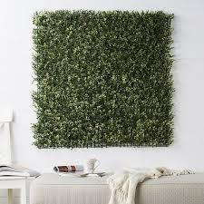 artificial green wall panels