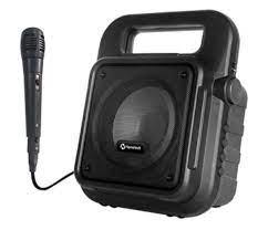Hometech Taşınabilir Mikrofonlu BT Hoparlör Amfi - Dijital Mağaza