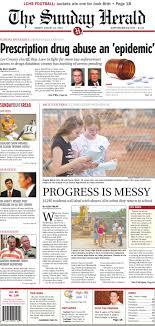 Sunday Aug. 22 2010 by The Sanford Herald issuu