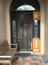 refinish fiberglass door refinishing fiberglass doors