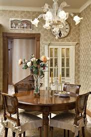 dining room elegant small dining room design ideas using flower shaped modern acrylic dining chandelier