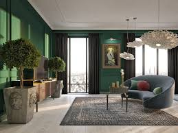 0 modern classical style living room interior design