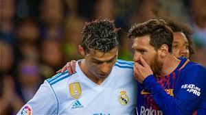Lionel andrés leo messi (born 24 june 1987) is an argentine footballer who currently plays for fc barcelona and the argentina national team. The Last El Clasico Between Cristiano Ronaldo Lionel Messi Youtube