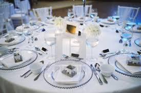 Reception Table Set Up Wedding Reception Dinner Table Setup For Luxury Wedding