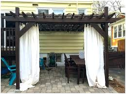 porch curtains outdoor for screened curtain screen balcony mosquito net insect screens furniture out