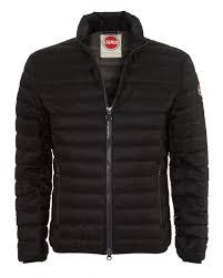 mens er jacket down filled black jacket