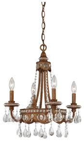 quoizel qmc404bo traditional bolivian bronze 21 inch tall crystal mini chandelier loading zoom