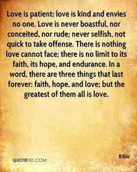Love Is Patient Love Is Kind Quote New Upload Stars Biblequoteloveispatientloveiskindandenvies