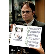 the office poster. THE OFFICE POSTER Amazing Shot Of Dwight RARE HOT NEW The Office Poster