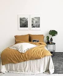 linen duvet cover mustard color duvet linen quilts linen quilt cover twin queen king size comforter cover doona cover linen bedding