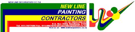 new line decorators cc painting contractors johannesburg painters cape town roofing waterproofing