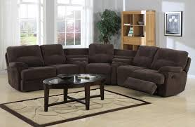 interior cool leather sectional sofa recliner 27 importance of reclining sofas 3 leather sectional