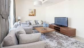 Dubai Apartment Rentals In Standpoint Residences With Khalifa Burj View ...