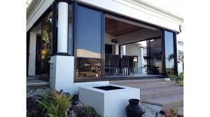 patio glass stacker door