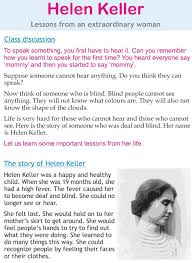 best helen keller images helen keller teaching personality development course grade 2 lesson 21 helen keller 1