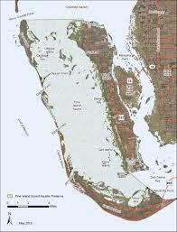 Pine Island Sound Fishing Map Image Of Fishing