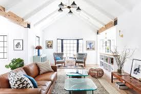 Silverlake Full Home Design scandinavian-living-room