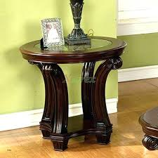 round end table with drawer round oak end table large size of tables solid with storage drawers and chairs for rej table drawer lock