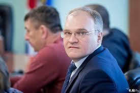 В году Контрольно счетная палата Приморья нашла финансовых   Председатель Контрольно счетной палаты Приморья Дмитрий Виноградов ru