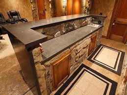 Bar Countertop Ideas Remarkable On Others Throughout 25 Best About Bar  Countertops Pinterest 1
