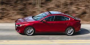 2019 Mazda 3 Thoughtfully Refined Compact Car