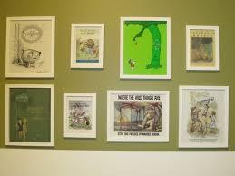 art framing ideas. Baby K\u0027s Book-Themed Nursery Art Framing Ideas