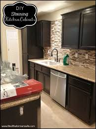 gel stain kitchen cabinets: step by step directions on how to gel stain cabinets general finishes gel stain in