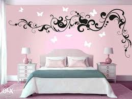 painting ideas for bedroom walls wall painting ideas for bedroom extremely creative attractive red furniture art at paint color ideas bedroom walls