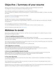 20 Resume Objective Examples Use Them On Your Tips Resume Objective