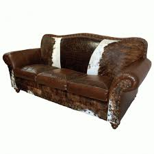 amazing cowhide couch for your house inspiration best 15 of cowhide sofas inside cowhide