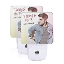 Thomas Led Lights Thomas Rhett Life Changes Led Night Light Lamp Bed Lamp Set