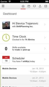 Shift Planning App Access Schedules Wtih Shiftplanning Mobile App