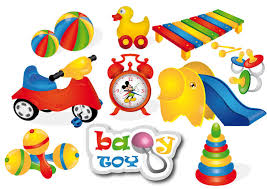 Baby Things Clipart Baby Toys Clipart