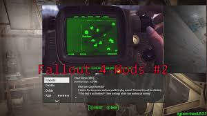 fallout 4 console mods 2 cheat room xbox one mods youtube