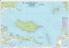 Oceangrafix Nautical Chart Imray E3 Arquipelago Da Madeira