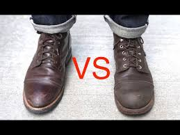 Thursday Boots Size Chart Red Wing Vs Thursday Who Makes The Best Boot Stridewise Com